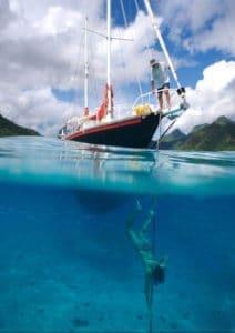 bertrand duquenne bateau