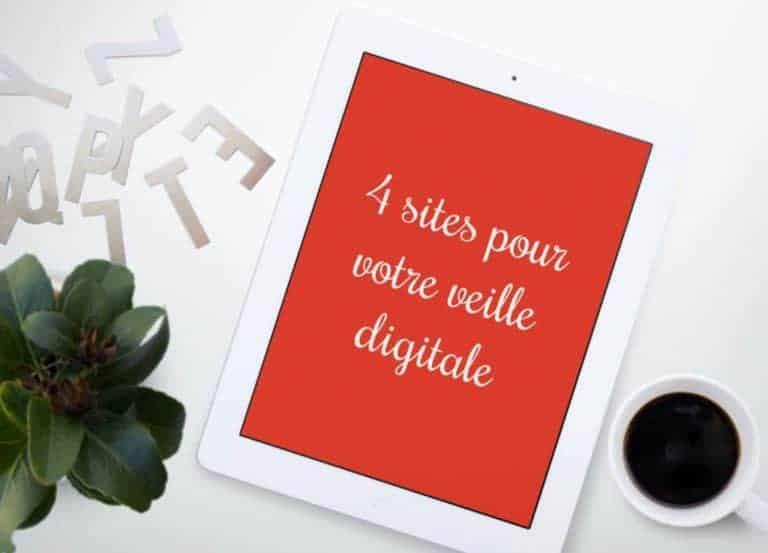veille digitale