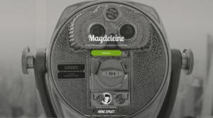 magdeleine banque image