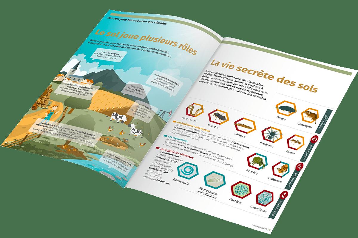 Brochure Passion Céréales