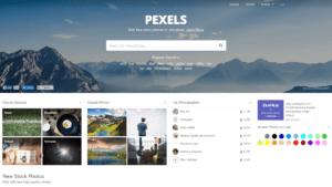 pexels banque image