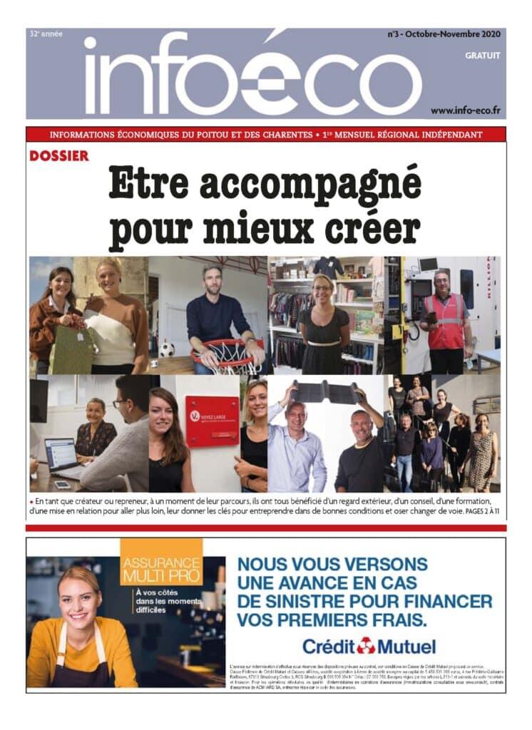 Ils parlent de nous ! Revue de presse Rennes et La Rochelle