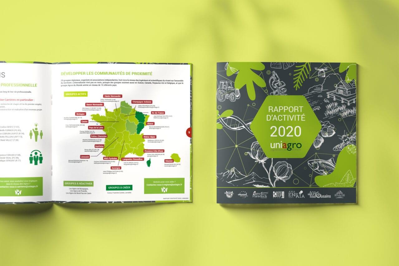UniAgro Rapport activité 2020