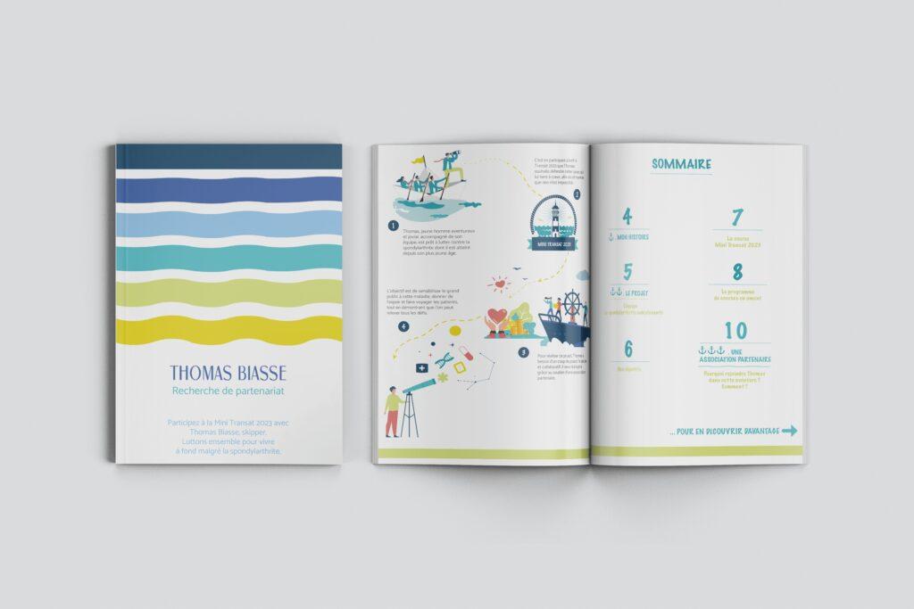 Thomas Biasse - Brochure
